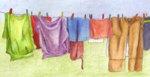 washing line
