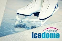ice skates ice dome belfast
