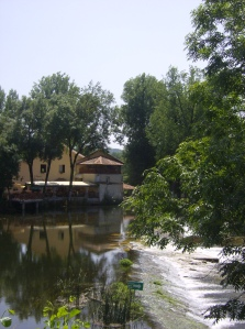 Moulin au Pont