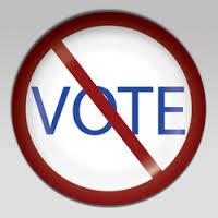 non vote