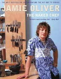naked chef Jamie Oliver