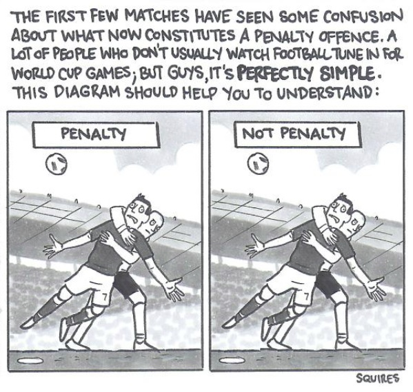 cartoon penalty decision