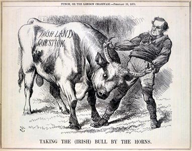 bull-gladstone-land-act